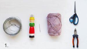 materiel prenom enfant tricotin