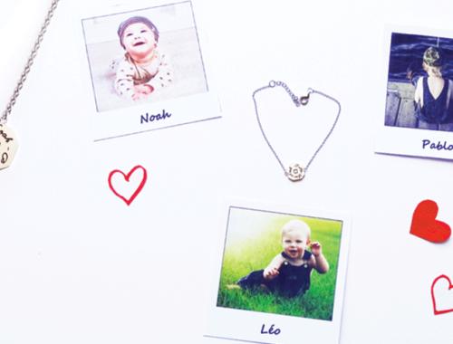 bracelet prenoms enfants